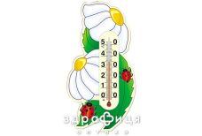 Термометр комнатный лето
