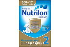 Nutricia (Нутриция) нутрилон-2 смесь молочная с 6 мес 600г