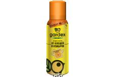 Gardex baby (Гардекс беби) аэр от клещей/комаров на одежду 100мл