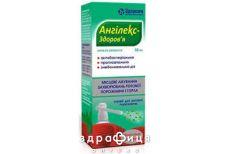 Ангiлекс-здоров'я спрей д/ротов порожн 50мл таблетки від горла
