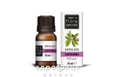 Flora secret (Флора сикрет) масло эфирное санталовое 10мл