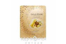 Esfolio pure skin маска ткан.д/облич.з золотом 25мл