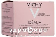 Vichy (Виши) идеалия ср-во д/восстан гладк/сиян д/сух кожи 50мл м4251300