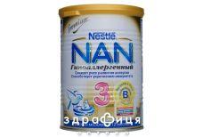 Nestle (Нестле) NAN (НАН) н.а.-3 premium гипоаллер смесь 400г 1000238