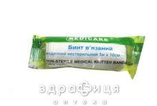 Бинт н/ст 5х10 medicare