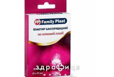 Пластир family plast бакт на неткан основi 25х72мм №1