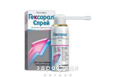 Гексорал спрей д/рот порожнини 0,2% 40мл