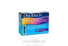 Глюкометр One Touch ultra easy+тест-полоски №50