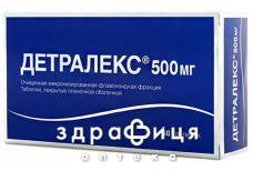 Детралекс таб в/о 500мг №60