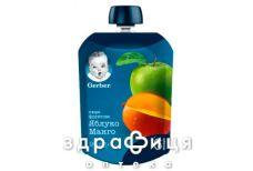 Gerber пюре яблуко/манго 90г