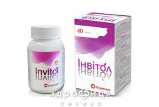 Інвитол капс №60 для нирок