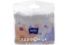 Палочки гигиен Bella (Белла) №100