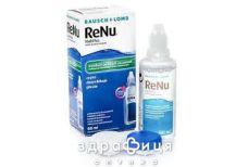 Багатоцiльовий розчин для догляду за контакт лiнз renu multiplus р-н фл 60мл №1