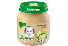 Детское питание gerber пюре овощной микс 130г