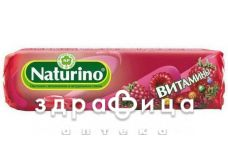 Naturino паст з вiт та натур соком паст фрукти 335г