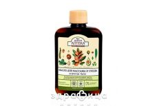 Зелена аптека олія масажу упруге тіло 200мл