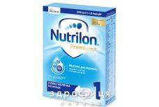 Nutricia нутрилон-1 вiд 0 до 6 мiс 200г