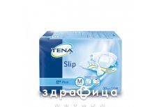 Пiдгузники д/доросл tena slip plus medium 73-122кг №30