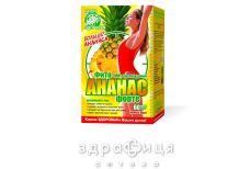Фиточай ключи здоровья №1 ананас плюс 1,5г №20