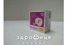 Пластир медичний leotrans 2,5 см х 5 м без катушки