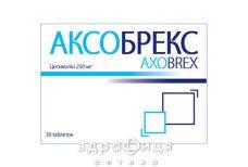 Аксобрекс таб №30 для нервной системы