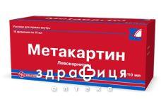Метакартин р-н орал 2г/10мл 10мл №10 від тромбозу