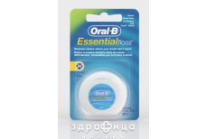 Зубная нить Oral (Орел)-b essential floss 50м