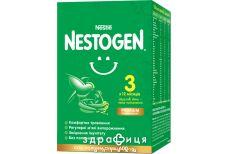 Nestle nestogen 3 суміш мол з 12 міс 600г