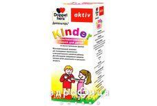 Доппельгерц kinder мультивiт сироп д/дiтей 150мл вітаміни для дітей
