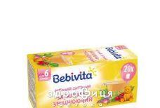 Bebivita (Бебивита) 011у/ua1379 фиточай обще-укрепляющий 30г