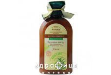 Зелена аптека бальзам-маска д/забарвл/мелiр волос 300мл шампунь для фарбованого волосся