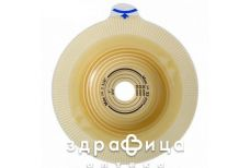 Калоприемник Coloplast (Колопласт) alterna convex 46759 система двукомп пластина флан 50мм отв 15-33мм