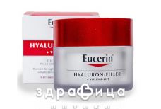 Eucerin гiал фiллер+вольюм лiфт крем денний д/обличчя 50мл