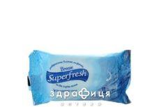 Серветки вологi superfresh breeze №15