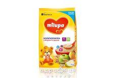 Детское питание milupa каша молоч мультизлак с яблоком/грушей с 7мес 210г
