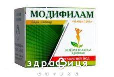 Модіфілан-ламінарин таб 0,5г №30