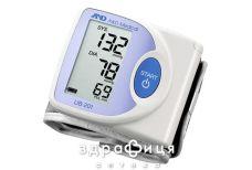 Прилад для вимiрювання артерiального тиску та частоти пульсу цифровий ub-201