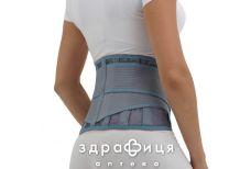 Корсет ортопед 2056 р6 (21см) серый