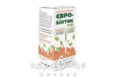 Евро-биотик кидс пор д/п сусп 5г от дисбактериоза
