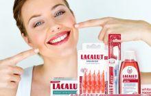 Міцні та здорові зуби за допомогою Lacalut!