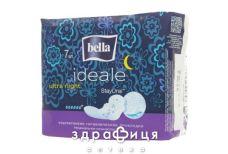 Прокладки bella ideale ultra night  №7