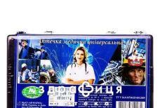 Аптечка медична унiверсальна аму