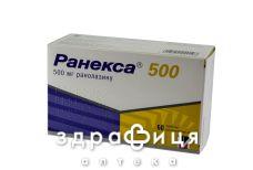 Ранекса 500 таб пролонг 500мг №60 (20х3)