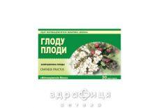 Глоду плоди 4г ф/п №20 вушні краплі