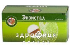 Ензистал табл. в/цукр. обол. киш-розч. №80