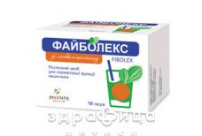 Файболекс саше 5,8г апельс №10 проносний засіб