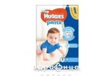 Подгузники Huggies (Хаггис) трусики д/мал р3 (6-11кг) №44