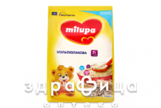 Milupa (Мілупа) каша молоч мультізлак з 7мес 210г