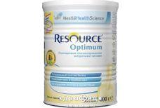 Nestle (Нестле) resource (ресурс) optimum с 7 лет 400г 12191030