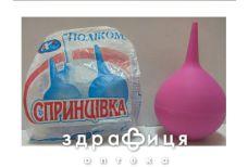 Спринцiвка пластизольна полiвiнiлхлоридна тип-а уп. п/е №12